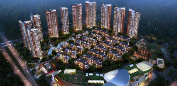 金色雅园三期_万居烟道在深圳龙岗区合作的项目_万居科技