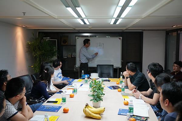 深圳市柏涛设计院交流南京化工和民用建筑设计院图片